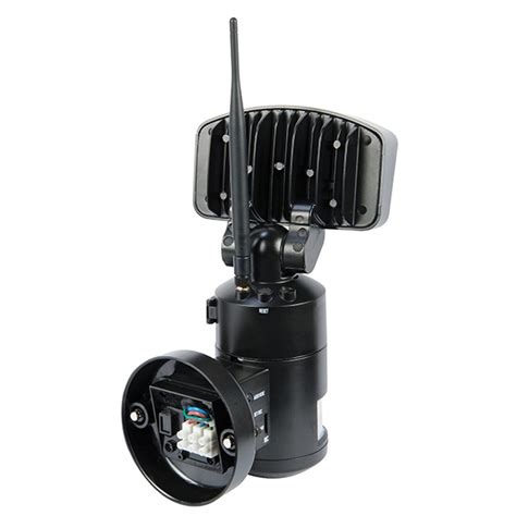 nightwatcher led security light nightwatcher led robotic security light with wifi hd