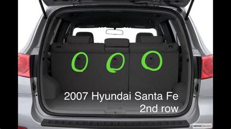 automotive service manuals 2007 hyundai santa fe seat position control the car seat lady hyundai santa fe