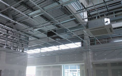 False Ceiling Services In Dubai 050 4847911 How To Install A Suspended Ceiling