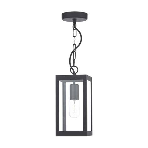 Black Glass Ceiling Light Dar Lighting Lot0122 Lotus 1 Light In Black Ceiling Light With Clear Glass Lighting From The