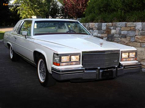 cadillac fleetwood 85 cadillac fleetwood brougham delegance coupe 1982 85 images
