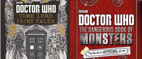 dangerous a novel books time lord tales the dangerous book of monsters