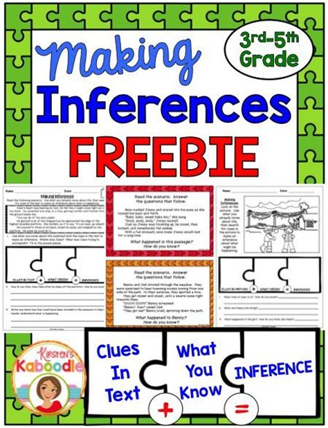 teaching inferencing with picture books 25 best ideas about inferences on