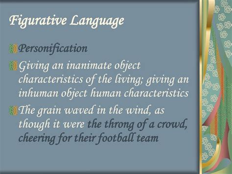 Letter Using Figurative Language Ppt Hawthorne Romanticism The Scarlet Letter And Figurative Language Powerpoint