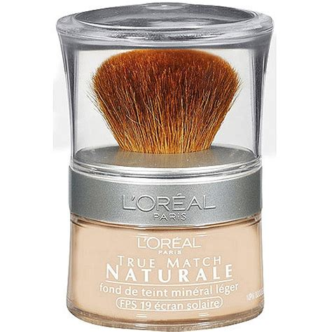 L Oreal True Match Mineral Foundation l oreal true match naturale mineral foundation