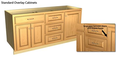 Shiloh Kitchen Cabinets by Full Overlay Vs Partial Cabinet Doors Myminimalist Co