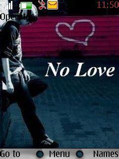 nokia 206 love sad themes download no love theme nokia theme mobile toones