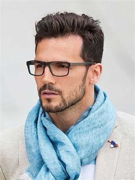 S Hairstyle Glasses Beard by 15 Guys With Hair Mens Hairstyles 2018
