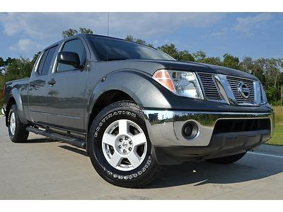 2007 nissan frontier sale buy used 2007 nissan frontier crew cab se v6 sale priced