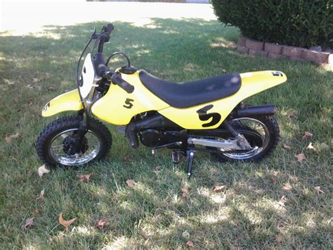Suzuki 50 Dirt Bike Buy 2003 Suzuki Jr 50 Dirt Bike On 2040 Motos