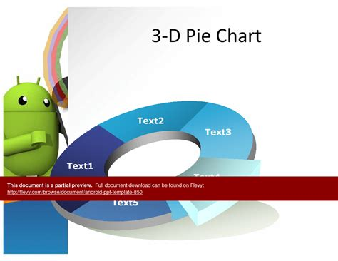 android ppt template powerpoint slideshow view