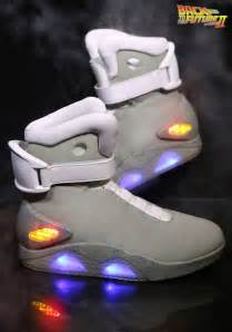 light up shoes back to the future 2 light up shoes