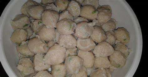 Panci Bakso Besar resep bakso ayam homemade oleh ning nganjuk cookpad