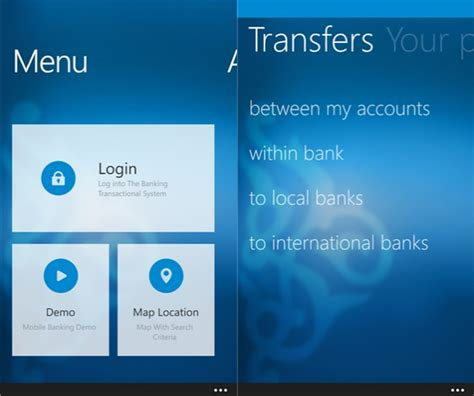 bank app banking wmpoweruser