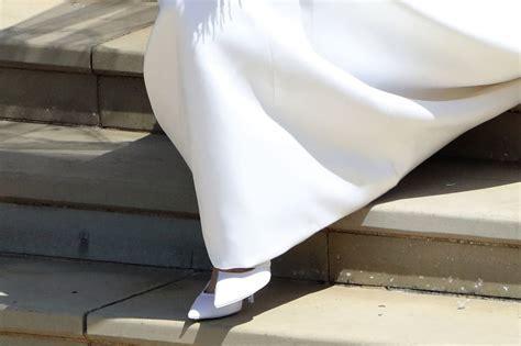Meghan Markle Wedding Shoes   POPSUGAR Fashion Australia