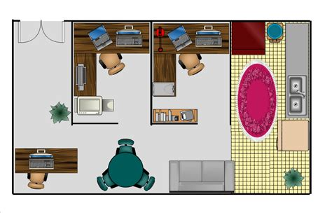 layout of the office in the office small home office layout home office design
