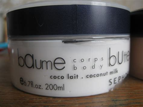 Sephora Butter крем для тела sephora baume corps butter отзывы
