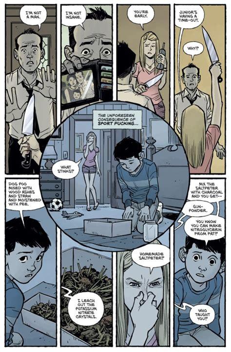 fight club 2 graphic novel quot fight club 2 quot comic chuck palahniuk resurrects