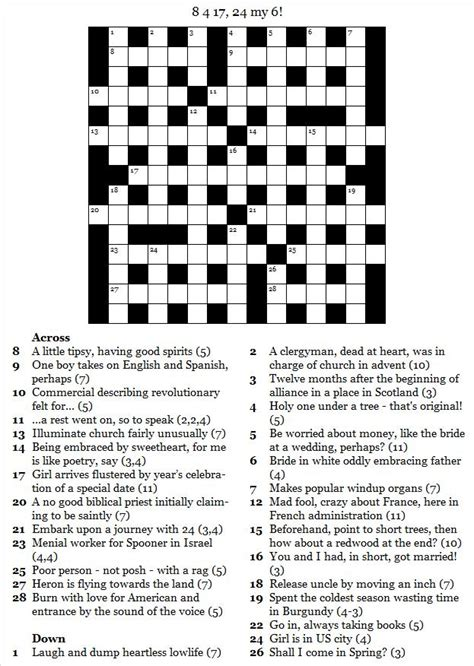 print off easy crossword puzzles printable cryptic crosswords commoner crosswords