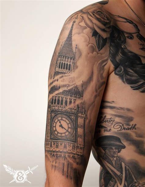 london tattoo big ben worldwide tattoo conference tattoos russ abbott big ben