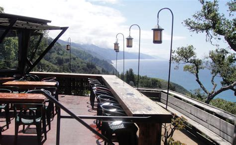 Restaurants On Pch - best restaurants in big sur california presented by bigsur tips travel tips for