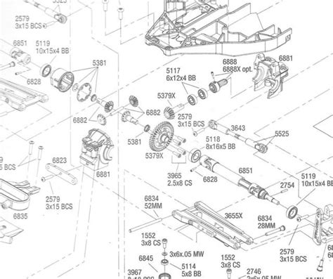 traxxas slash 4x4 parts diagram traxxas slash 4x4 parts diagram automotive parts diagram