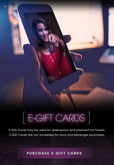 Ipic Theater Gift Card - select your ipic gift card type