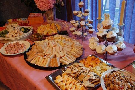 Finger Food For Bridal Shower by Bridal Shower Finger Foods Favorite Places Spaces