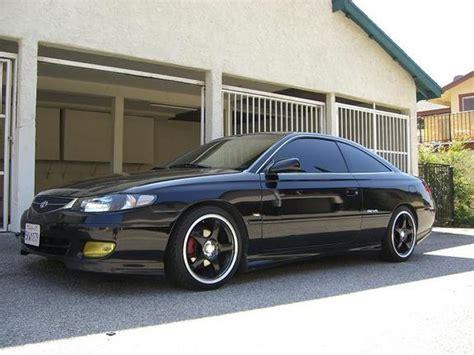1999 Toyota Solara Rims 1999 Toyota Solara Black Rims