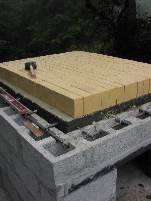 come si costruisce un camino costruire un forno a legna