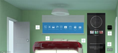 smart bedroom technology rightmove ask experts to make the house of the future