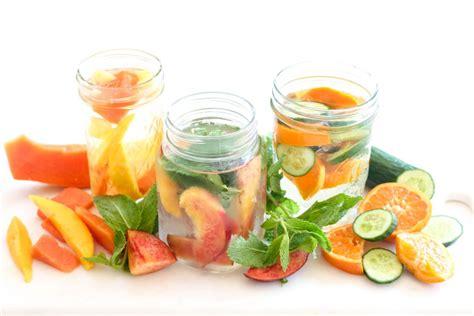 fruit infused water fruit infused water 3 ways