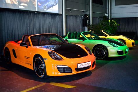 Porsche Exclusive by Porsche Exclusive Rainbow
