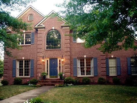 exterior brick colors brick colors for house exterior isn t that oh