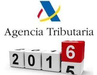 agencia tributaria renta 2016 hacienda se carga tambi 233 n el programa padre en 2017 todos