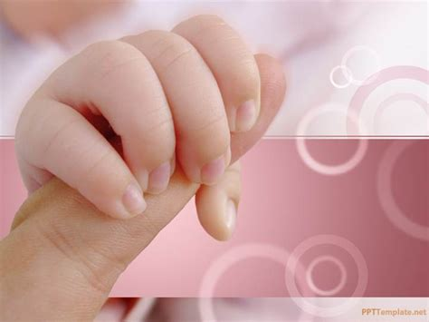Powerpoint Templates Free Download Newborn | free baby shower ppt template