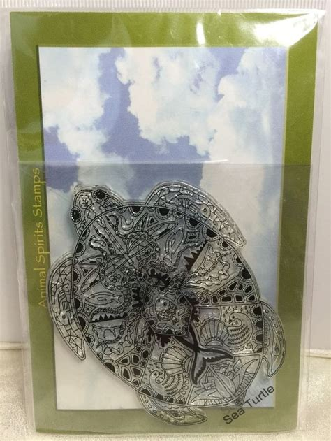 sea turtle rubber st 8 best images about rubber sts scrap booking and