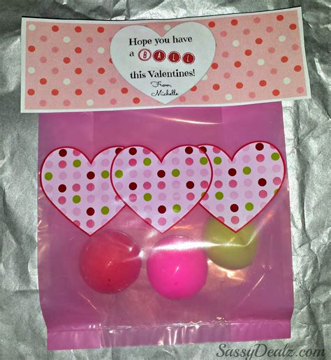 valentines bags ideas diy s day bouncy gift bag idea crafty morning
