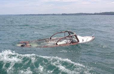 whatever floats your boat sandusky ohio coast guard rescues 3 boaters in lake erie off geneva