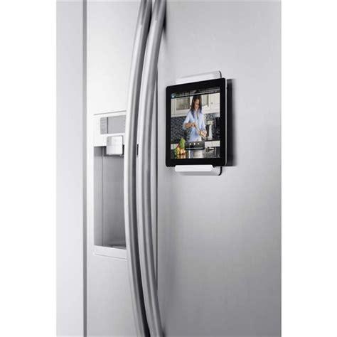 amazon com belkin kitchen cabinet tablet mount computers belkin fridge mount no tools needed inner magnetic