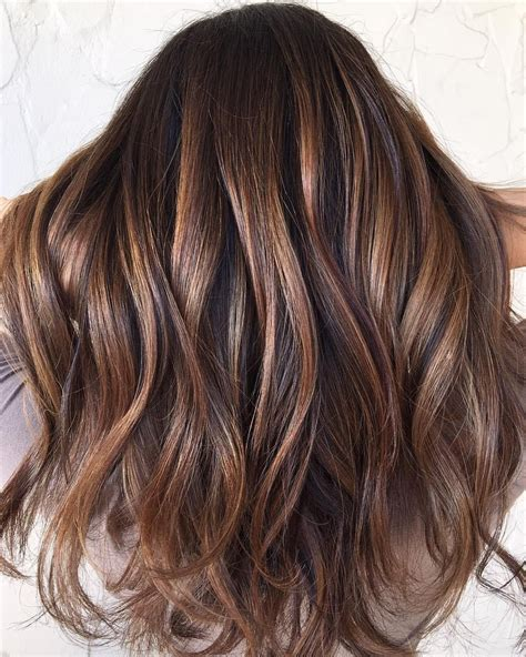 medium brown hair balayage pictures to pin on pinterest 20 tiger eye hair ideas to hold onto balayage highlights