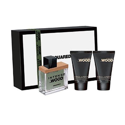 black wood eau de toilette dsquared2 cofanetto intense he wood black white eau