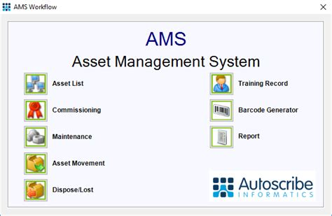asset management workflow impact of genuine system configurability on global lims