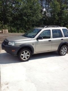 how do cars engines work 2001 land rover discovery series ii on board diagnostic system find used 2003 landrover freelander se v6 suv needs