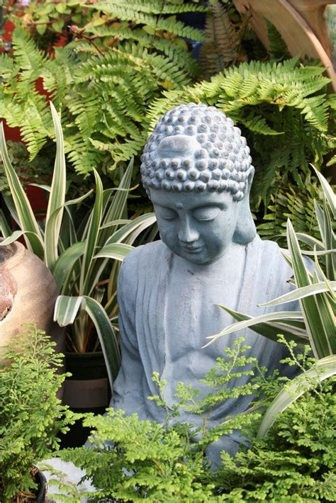 beautiful design ideas buddha garden statues delightful