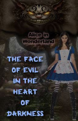 heart of darkness evil theme the face of evil in the heart of darkness ch two by