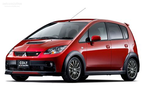 Mitsubishi Colt Ralliart Version R Goes Special