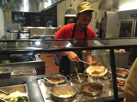 shop house kitchen what it s like to eat at shophouse business insider