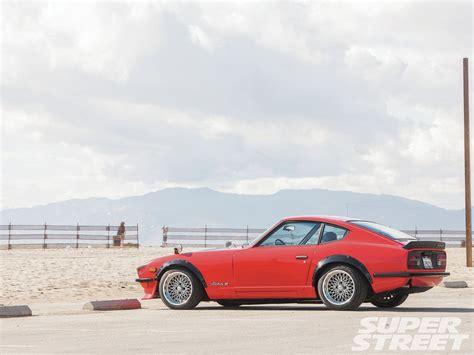 nissan datsun 1970 1970 datsun 240z super street magazine