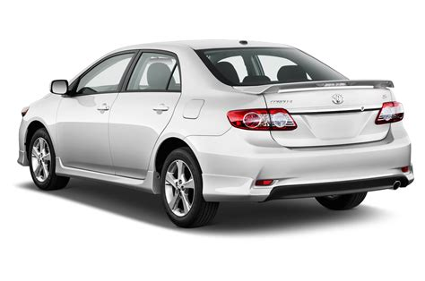 Toyota Coroll 2012 Toyota Corolla Reviews And Rating Motor Trend